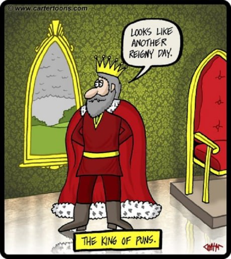 The King of Puns The King of Puns