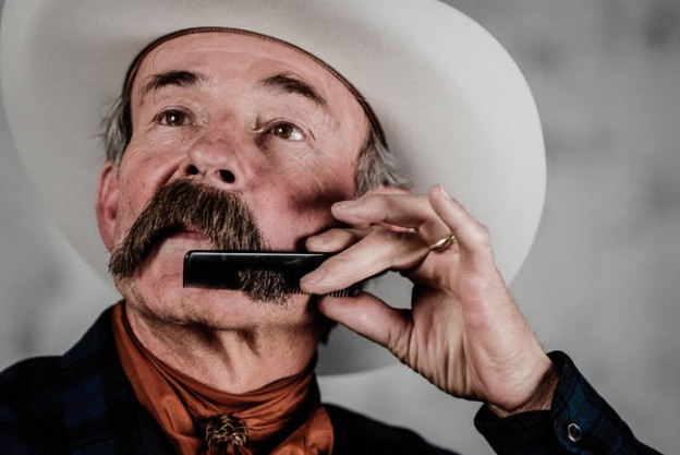 Mustaches of the American West
