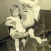 Creepy Christmas, Day 1: Santa Wasn't Always Jolly, He Used To Be Really Creepy