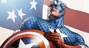 If Captain America Accurately Reflected The United States