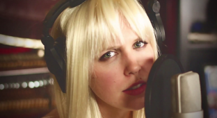 "Pomplamoose covers ""Come Together"""