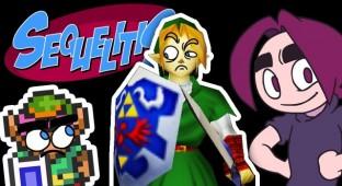 Sequelitis Asks: What Defines A Zelda Game?
