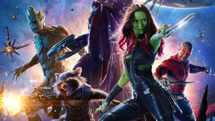 Marvel Drops Gorgeous New 'Guardians of the Galaxy' Poster