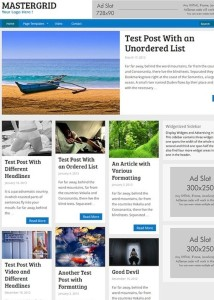 MasterGrid Pinterest Inspired WordPress Theme Infinite Scrolling RichWP 5 214x300 Optimize Your Website/Blog With Top 3 WordPress Themes